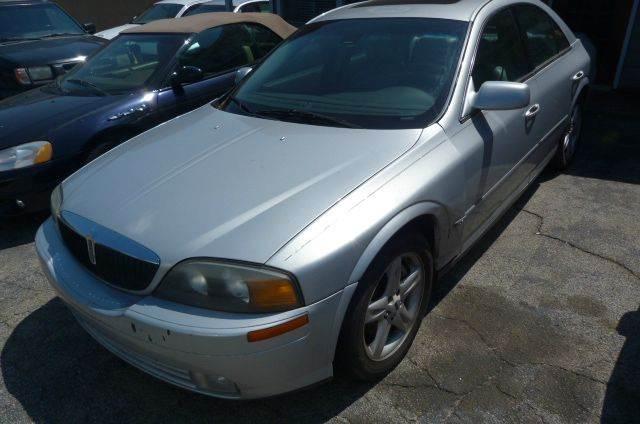 2001 Lincoln LS Base 4dr Sedan V8 - Snellville GA