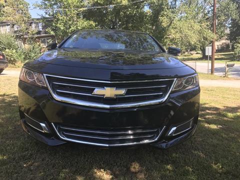 2016 Chevrolet Impala for sale in Snellville, GA