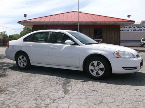 2012 Chevrolet Impala for sale in Fort Scott, KS