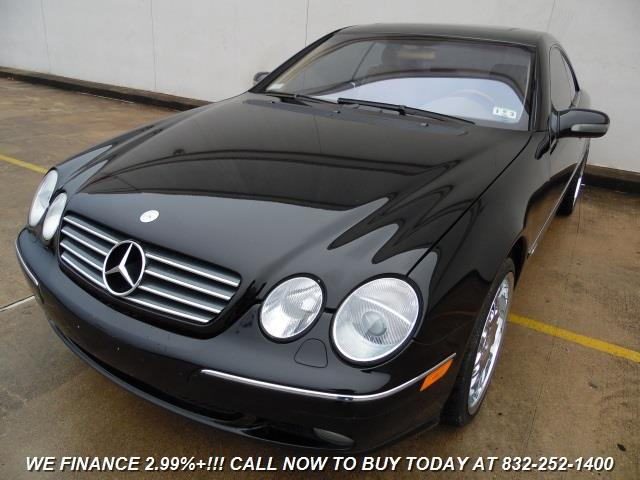 2001 mercedes benz cl class for sale in houston tx for 2001 mercedes benz cl500 for sale