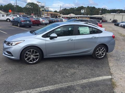 2018 Chevrolet Cruze for sale in Elba, AL