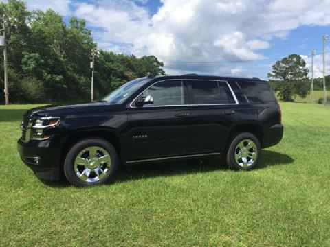 2017 Chevrolet Tahoe for sale in Elba, AL