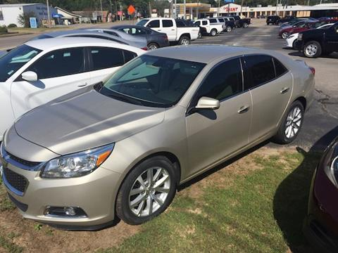 2015 Chevrolet Malibu for sale in Elba, AL