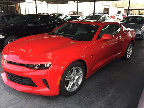 2017 Chevrolet Camaro for sale in Elba, AL