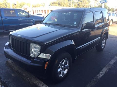 2012 Jeep Liberty for sale in Elba, AL