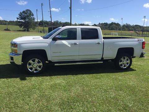 2018 Chevrolet Silverado 2500HD for sale in Elba, AL