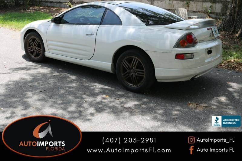 2005 mitsubishi eclipse gt 2dr hatchback in orlando fl. Black Bedroom Furniture Sets. Home Design Ideas