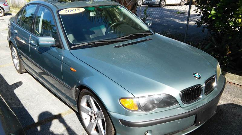2005 BMW 3 SERIES 325I 4DR SEDAN abs - 4-wheel center console - front console with storage cente