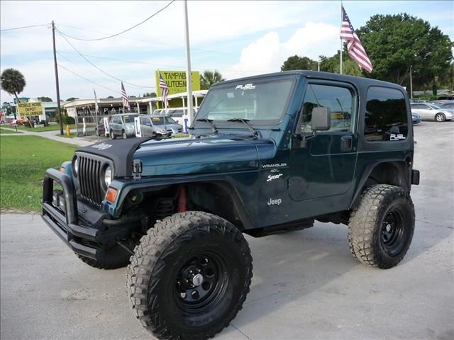 1997 Jeep Wrangler for sale in New Port Richey FL