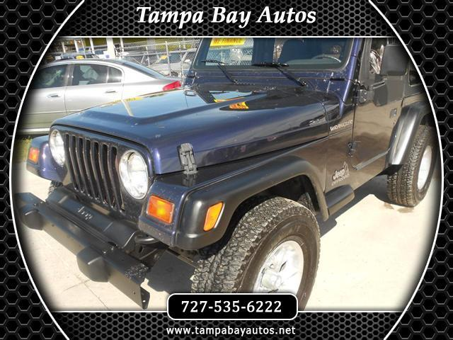 1999 Jeep Wrangler for sale in New Port Richey FL