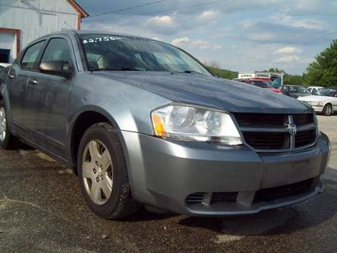 2008 Dodge Avenger for sale in Milford, NH