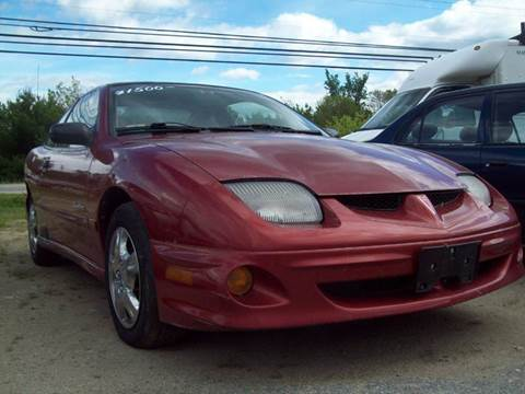 2000 Pontiac Sunfire for sale in Milford, NH