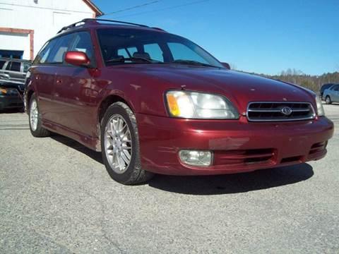 2002 Subaru Legacy for sale in Milford, NH