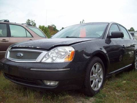 2007 Ford Five Hundred for sale in Milford, NH