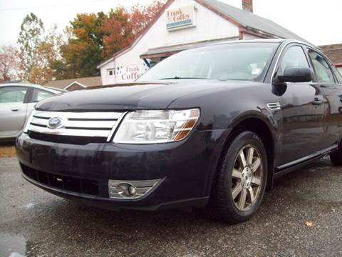 2008 Ford Taurus For Sale  Carsforsalecom