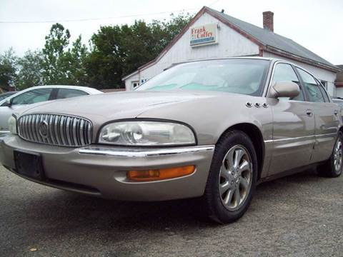 2003 Buick Park Avenue for sale in Milford, NH