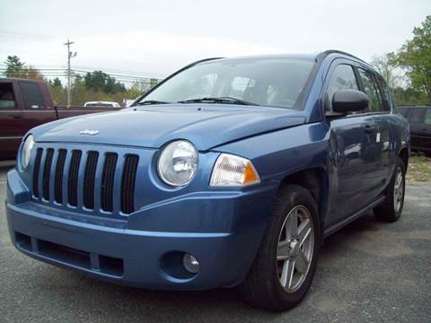 2007 Jeep Compass for sale in Milford, NH