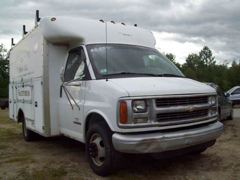 2001 Chevrolet Express Cargo for sale in Milford, NH