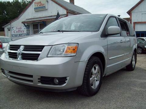 2008 Dodge Grand Caravan for sale in Milford, NH