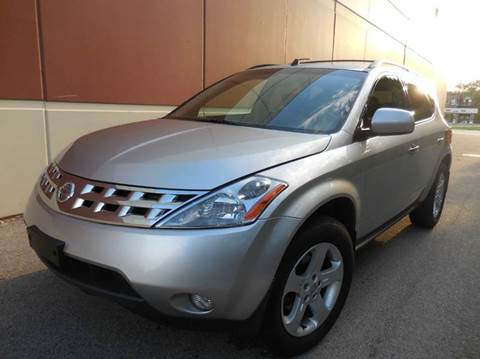 2003 Nissan Murano for sale in Downers Grove, IL