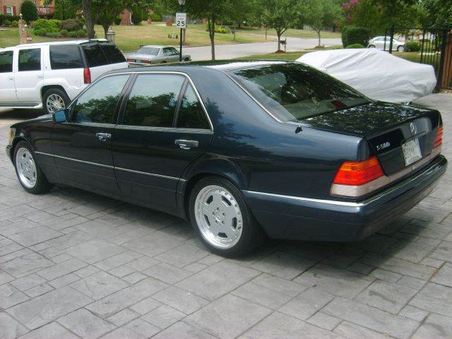 1996 mercedes benz s class for sale in fort washington md for 1996 mercedes benz s500