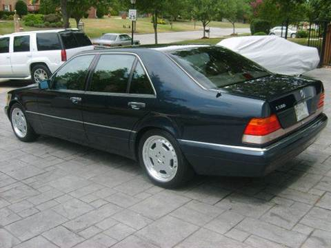 1996 Mercedes-Benz S-Class for sale in Fort Washington, MD