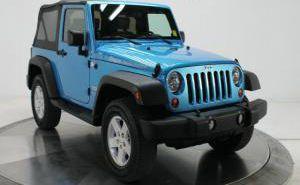 2010 Jeep Wrangler for sale in hallandale FL