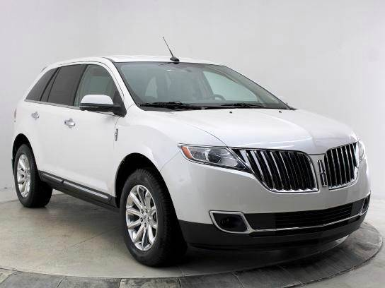 2013 Lincoln MKX for sale in hallandale FL