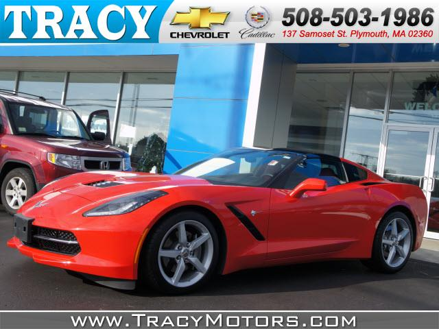 used 2014 chevrolet corvette stingray base in plymouth ma ForTracy Motors Plymouth Massachusetts
