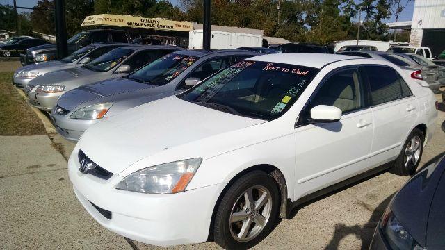 2004 Honda Accord for sale in Baton Rouge LA