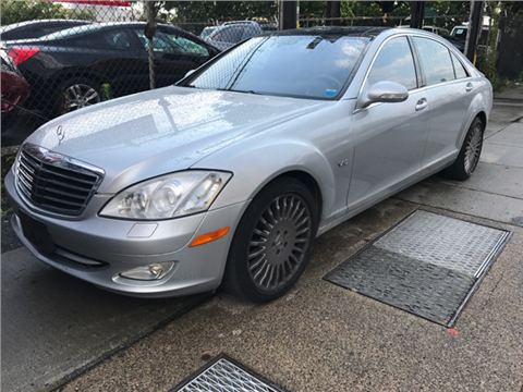 2007 Mercedes-Benz S-Class for sale in Queens, NY