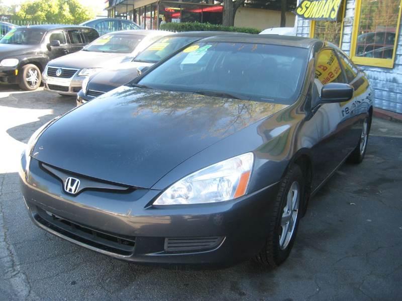 Honda for sale in Atlanta GA Carsforsale