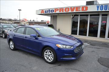 2014 Ford Fusion for sale in Allentown, PA