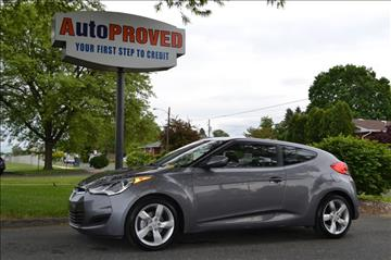 2014 Hyundai Veloster for sale in Allentown, PA