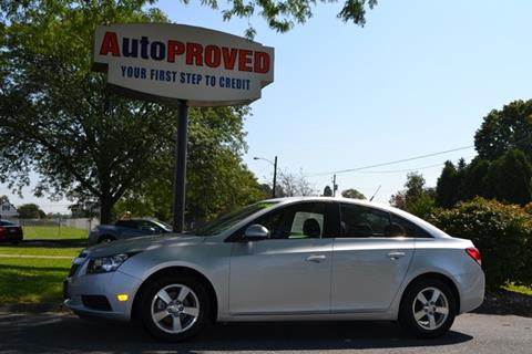 2014 Chevrolet Cruze for sale in Allentown, PA