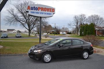 2013 Honda Civic for sale in Allentown, PA
