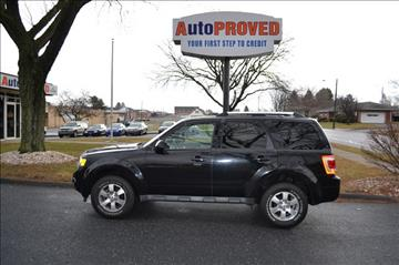 2010 Ford Escape for sale in Allentown, PA
