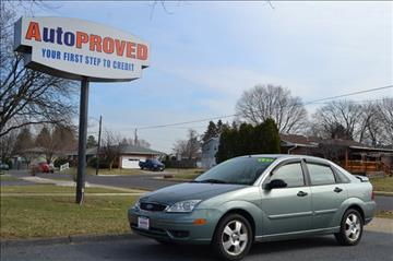 2005 Ford Focus for sale in Allentown, PA