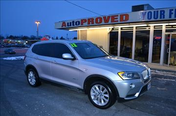 2012 BMW X3 for sale in Allentown, PA