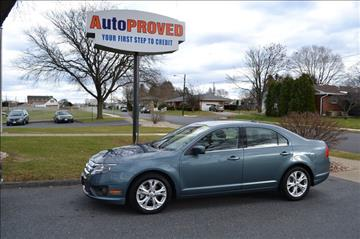 2012 Ford Fusion for sale in Allentown, PA