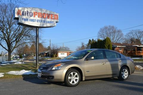 2008 Nissan Altima Hybrid for sale in Allentown, PA