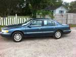 2001 Lincoln Continental for sale in Saint Augustine FL
