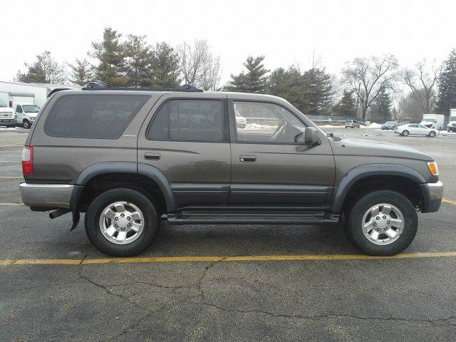 1997 toyota 4runner limited 4dr 4wd suv in harrisburg. Black Bedroom Furniture Sets. Home Design Ideas