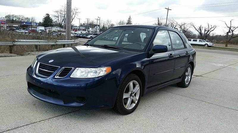 2005 saab 9 2x linear awd 4dr sport wagon in harrisburg oh. Black Bedroom Furniture Sets. Home Design Ideas