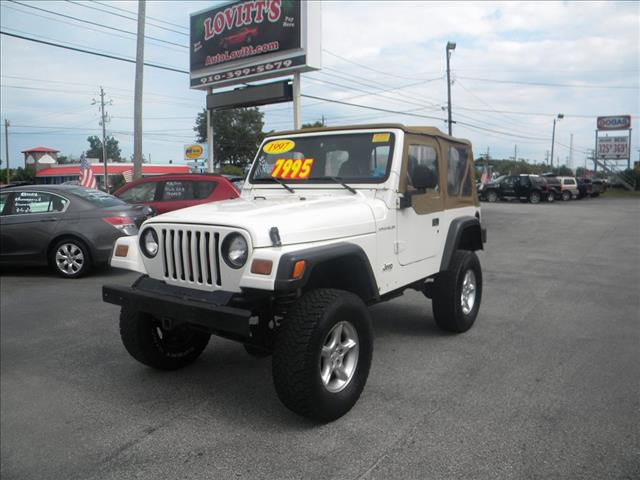 1997 Jeep Wrangler for sale in Wilmington NC