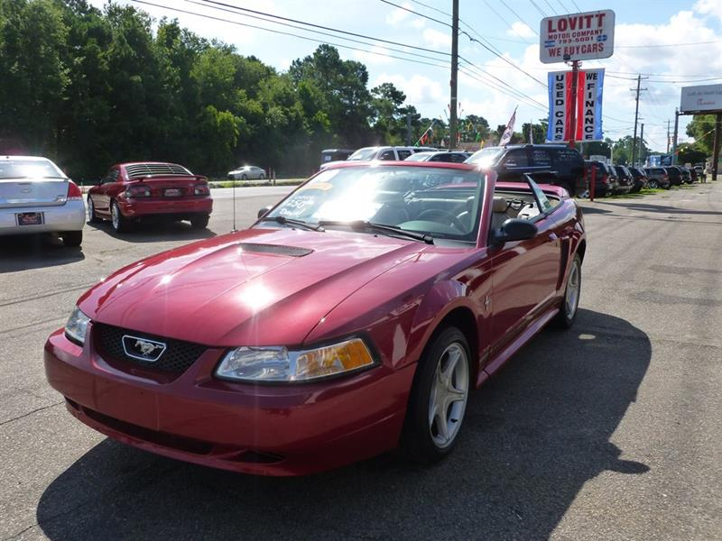2000 Ford Mustang For Sale In Wilmington Nc