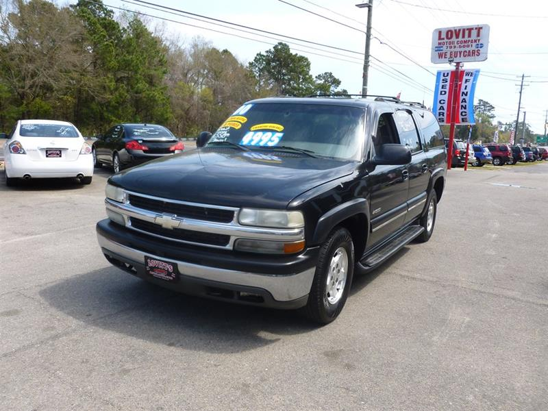 Used Chevrolet Suburban For Sale In Wilmington Nc