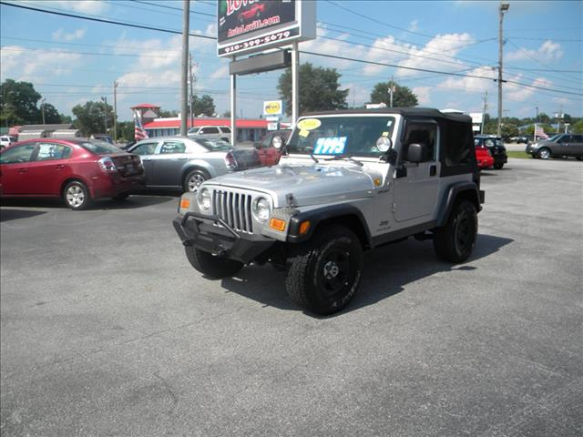 2006 Jeep Wrangler for sale in Wilmington NC