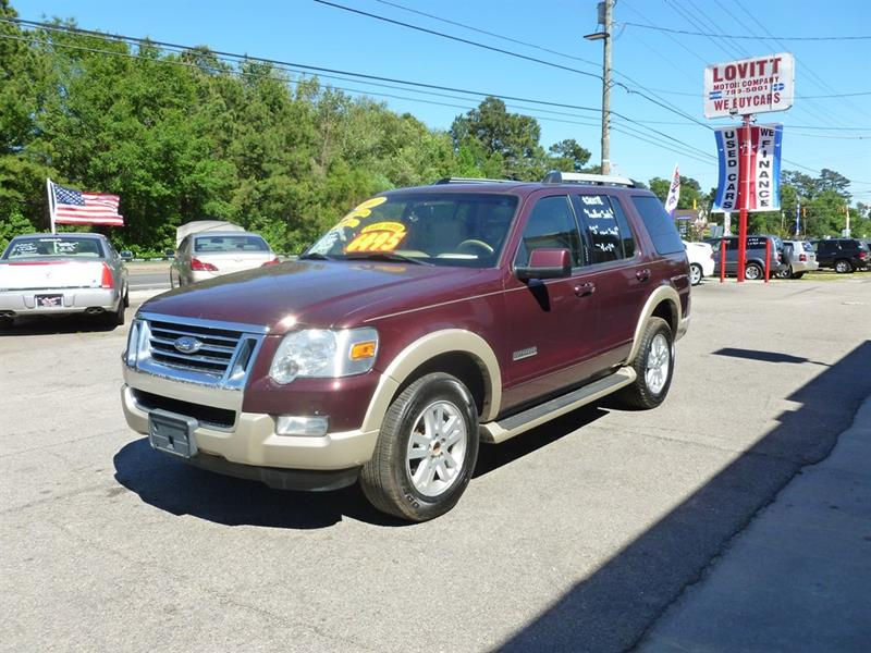 2007 Ford Explorer For Sale In Wilmington Nc