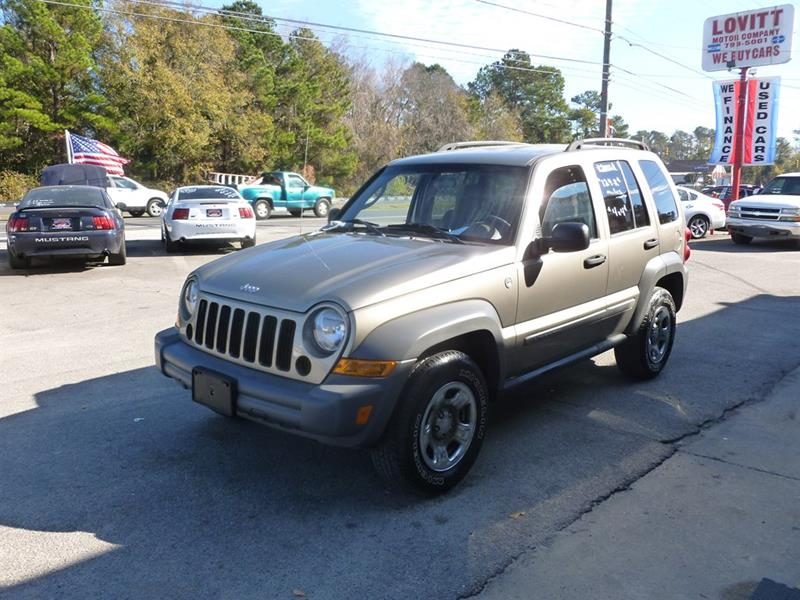 2005 jeep liberty for sale in north carolina. Black Bedroom Furniture Sets. Home Design Ideas